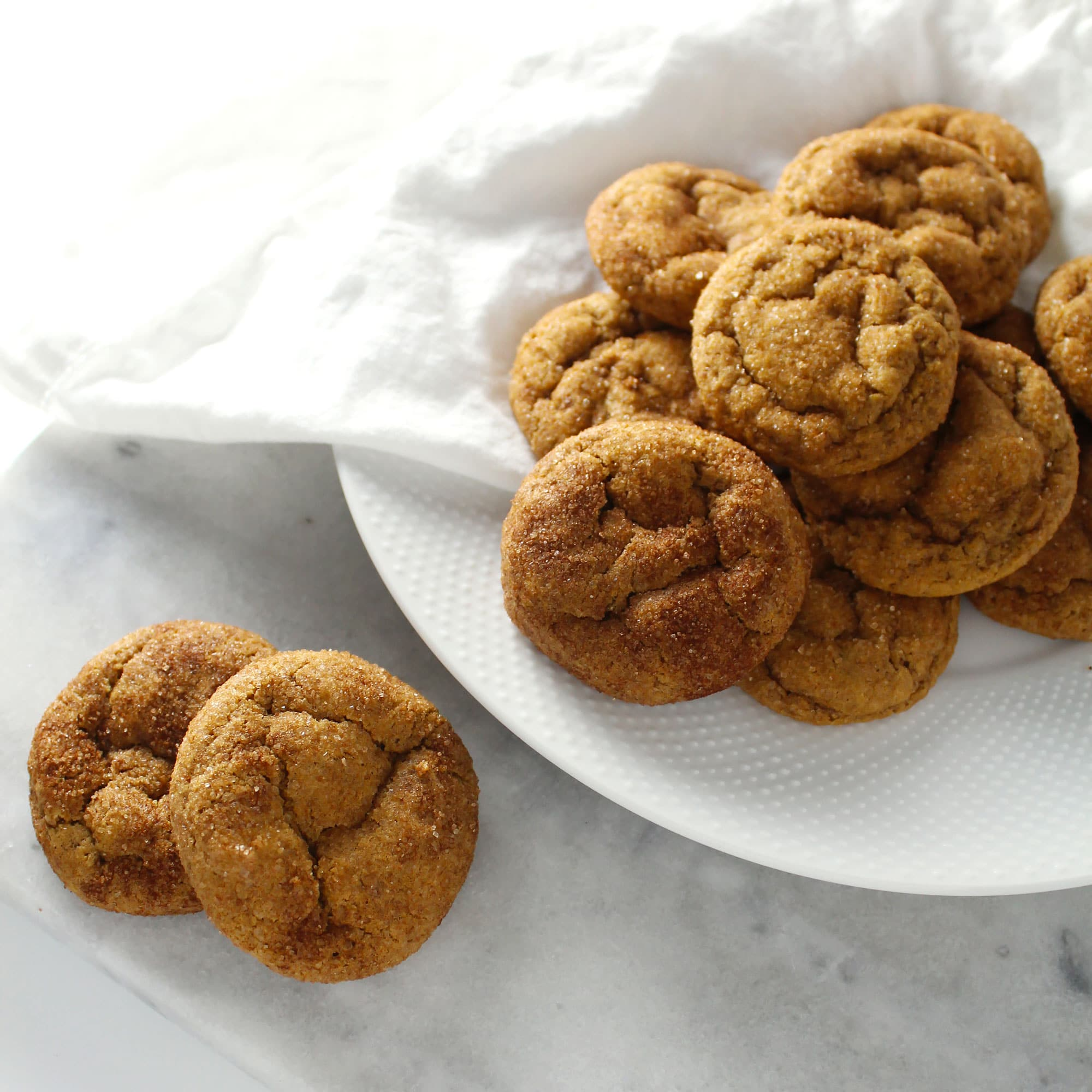 Soft Batch Pumpkin Cookies