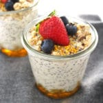 This recipe for Basic Overnight Oats is the base for creating any version of the dish you like. Start here and get creative!