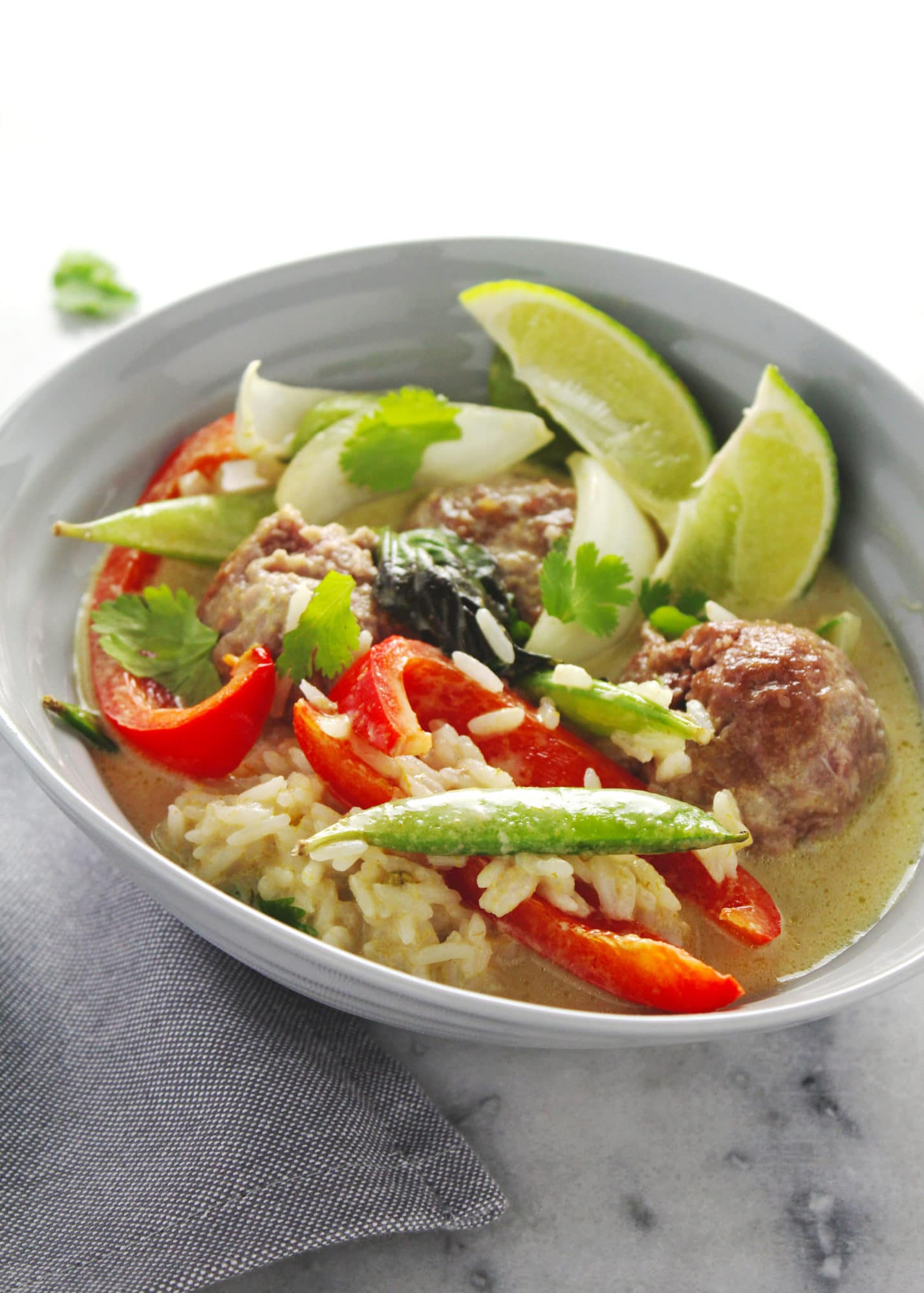Meatballs-in-Green-Curry-Sauce-5