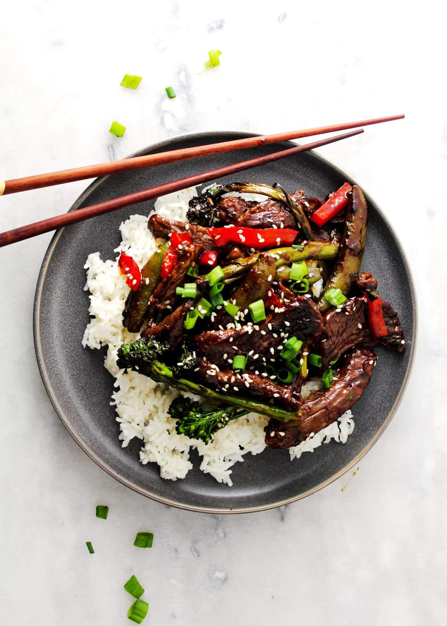Vietnamese-Beef-Stir-Fry
