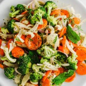 Italian Marinated Vegetables