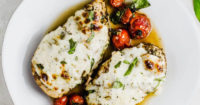Baked Balsamic Chicken