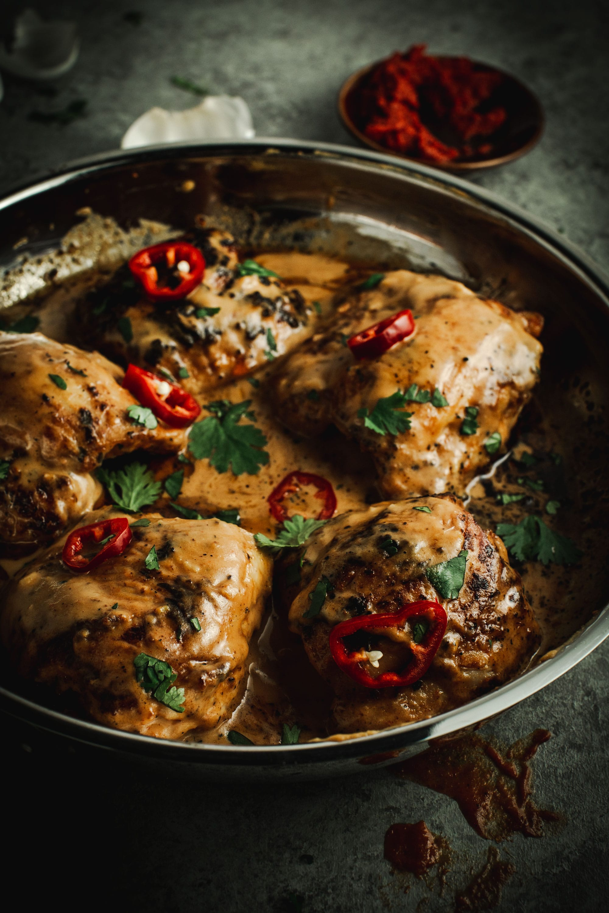 Easy Thai Chicken