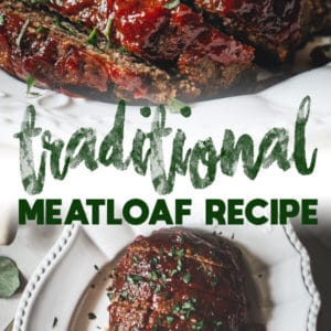traditional meatloaf recipe