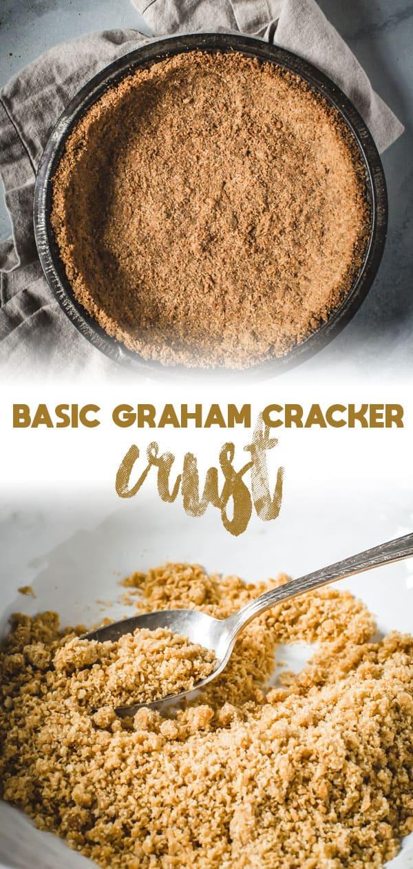 graham cracker crust long pin