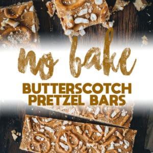 butterscotch pretzel bars long pin