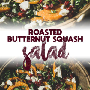 butternut squash salad long pin