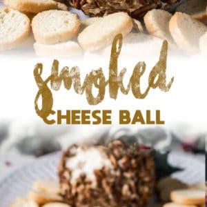 smoked cheese ball long pin