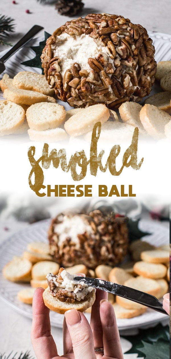 smoked cheese ball long pin