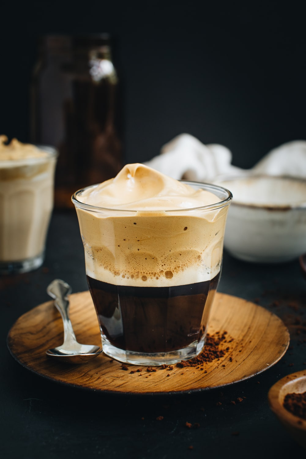 Recipe Image for Indian cappuccino