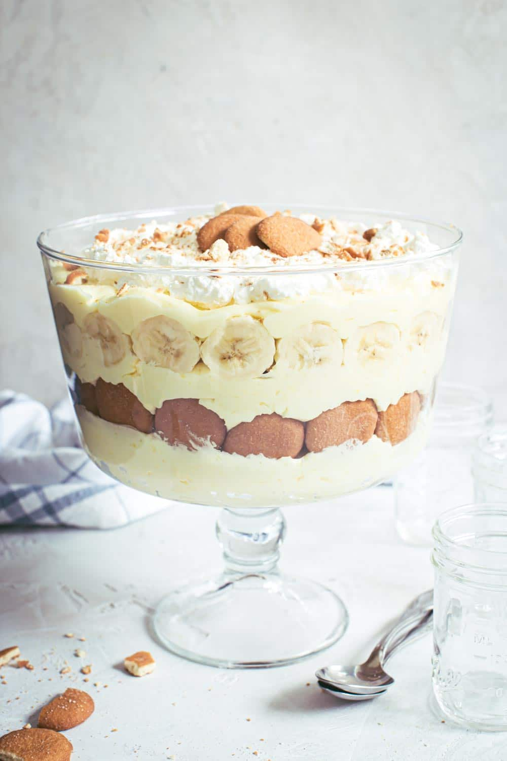 How To Make The Easiest Banana Pudding Trifle Aimee Mars